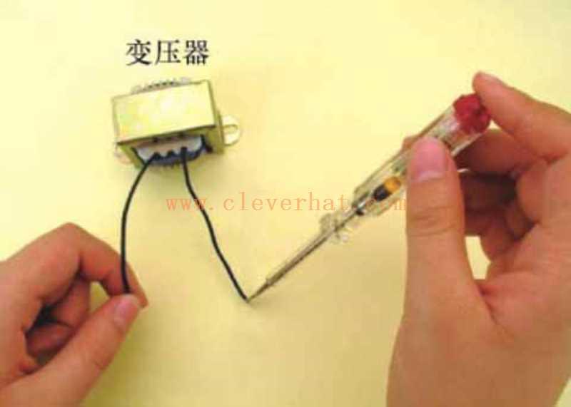 检测变压器线圈的通断