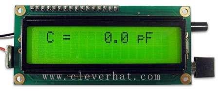 精密电容电感表