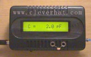 精密电容电感表-电容